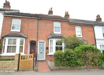 Thumbnail 3 bed terraced house to rent in Nutley Lane, Reigate, Surrey