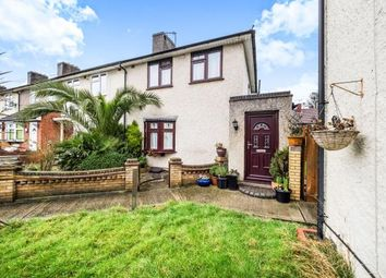 Thumbnail 3 bed end terrace house for sale in Bromhall Road, Dagenham