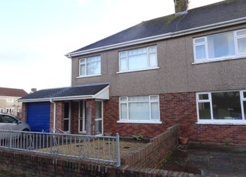 3 bed semi-detached house for sale in Brian Crescent, Porthcawl CF36