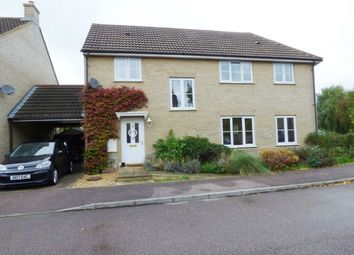 Thumbnail 3 bed semi-detached house for sale in Grafton Drive, Highfield, Caldecote