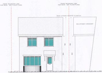 Thumbnail Land for sale in Building Plot Adjacent To, 29 Spinney Crescent, Dunstable, Bedfordshire