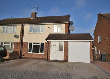 Thumbnail 3 bed semi-detached house for sale in Roseacres, Takeley, Bishop's Stortford