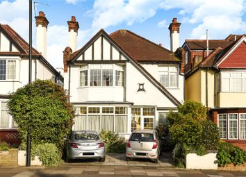 Thumbnail 4 bed semi-detached house for sale in Powys Lane, Palmers Green