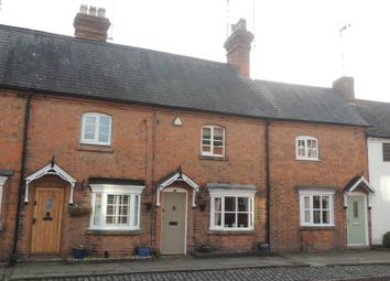 Thumbnail 3 bed terraced house for sale in Warwick Road, Henley-In-Arden