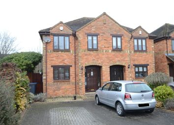 Thumbnail 3 bed semi-detached house for sale in Rutland Gate, Maidenhead, Berkshire