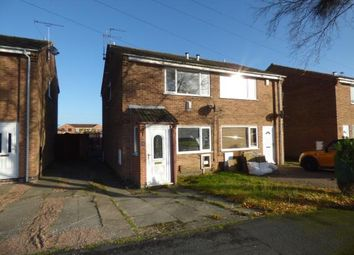 Thumbnail 2 bed semi-detached house for sale in Goathland Road, Stenson Fields, Derby, Derbyshire