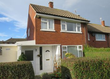 Thumbnail 2 bed end terrace house for sale in Pulford Road, Winsford