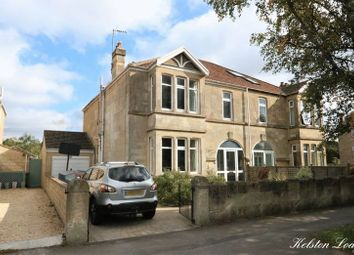 Thumbnail 5 bed semi-detached house for sale in Fox Hill, Combe Down, Bath