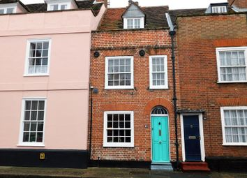 3 bed terraced house for sale in West Street, Harwich, Essex CO12