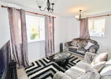 Thumbnail 2 bed flat for sale in Stagshaw Drive, Fletton, Peterborough