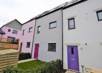 Thumbnail 4 bed terraced house for sale in Eco Way, Roborough, Plymouth