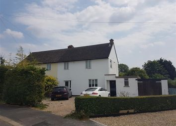 Thumbnail 3 bedroom semi-detached house to rent in Hawthorn Way, Burwell, Cambridge