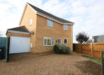 Thumbnail 4 bed detached house for sale in Kingdon Avenue, Prickwillow, Ely