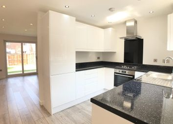 Thumbnail 2 bed terraced house for sale in Kingfisher Close, London