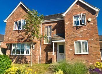 Thumbnail 4 bed property to rent in Lon Yr Ysgol, Bedwas, Caerphilly