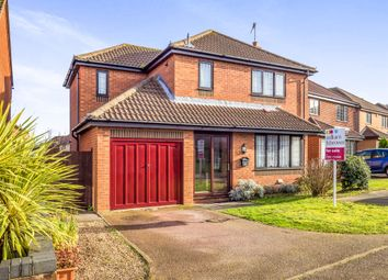 Thumbnail 3 bedroom detached house for sale in Hardingham Drive, Sheringham
