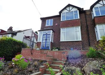 Thumbnail 3 bed semi-detached house for sale in Buxton Road, Disley, Stockport, Cheshire