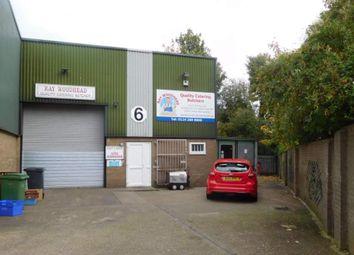 Thumbnail Retail premises to let in Unit 6 - Ironbridge Industrial Estate, Sheffield