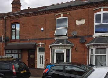 Thumbnail 4 bed terraced house to rent in Berkeley Road East, Yardley, Birmingham