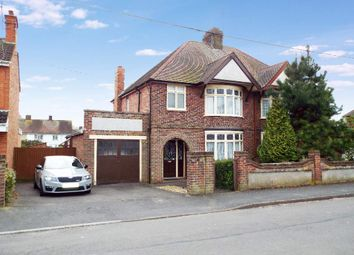 Thumbnail 3 bedroom semi-detached house for sale in Holyoake Road, Wollaston, Northamptonshire