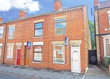 Thumbnail 3 bed end terrace house for sale in Leopold Street, Loughborough, Leicestershire