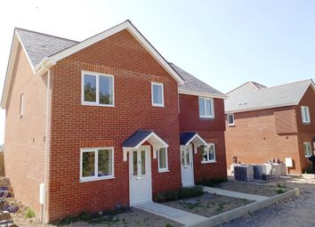 Thumbnail 3 bed semi-detached house for sale in Salisbury