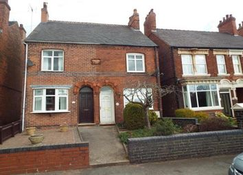 Thumbnail 2 bed semi-detached house to rent in Bosworth Road, Measham