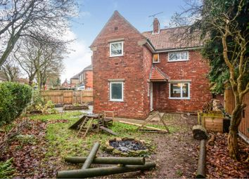 3 bed semi-detached house for sale in Macaulay Drive, Lincoln LN2