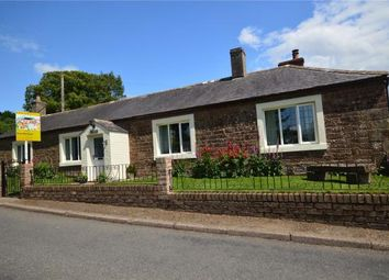 Thumbnail 2 bedroom semi-detached bungalow for sale in Newberry, Walton, Brampton, Cumbria