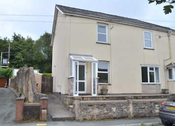Thumbnail 2 bed semi-detached house for sale in Hafren Terrace, Llanidloes, Powys