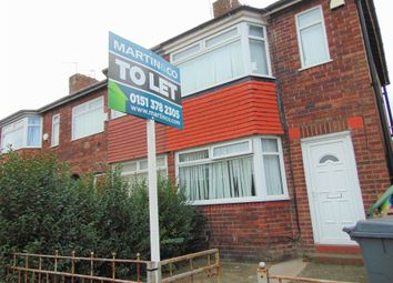Thumbnail 2 bed end terrace house to rent in Townsend Street, Birkenhead