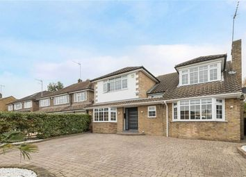 4 bed detached house for sale in Courtleigh Avenue, Hadley Wood, Hertfordshire EN4