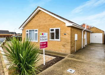 Thumbnail 3 bed detached bungalow for sale in Finisterre Avenue, Skegness
