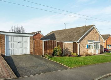 Thumbnail 2 bed bungalow for sale in Tennyson Road, Stafford
