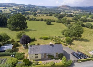 Thumbnail 3 bed detached house for sale in Llanfair Caereinion, Welshpool
