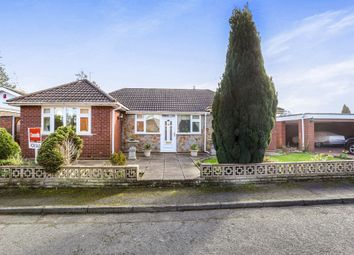 Thumbnail 3 bed detached bungalow for sale in Worfield Gardens, Pennfields, Wolverhampton