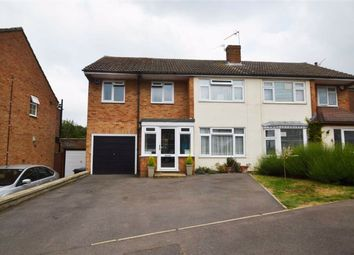 Thumbnail 4 bed semi-detached house for sale in Elmbridge, Old Harlow, Essex