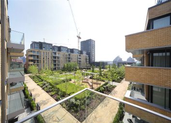 Thumbnail 2 bed flat for sale in Ingrebourne Apartments, 5 Central Avenue, Fulham Riverside