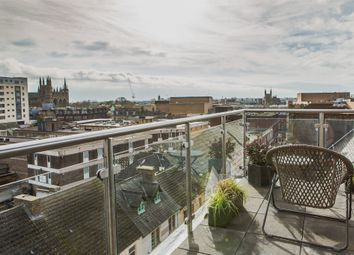 Thumbnail 2 bedroom penthouse for sale in Apartment 29, Park Road, Peterborough