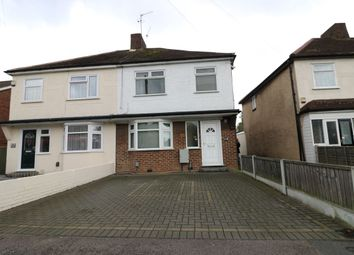 Thumbnail 1 bed flat to rent in Ardleigh Green Road, Hornchurch