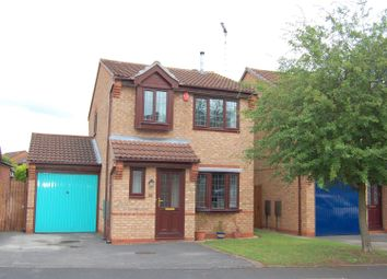 Thumbnail 3 bed detached house for sale in Benenden Close, Stafford
