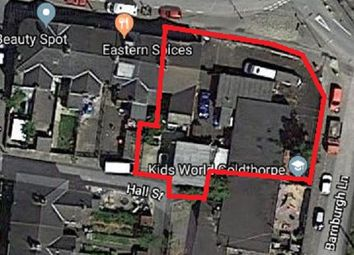 Thumbnail Land for sale in High Street, Goldthorpe, Rotherham