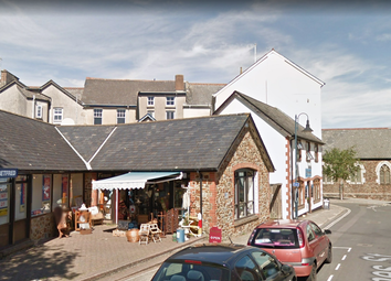 Thumbnail Retail premises for sale in St James Street, Okehampton