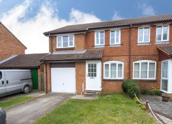 Thumbnail 3 bed semi-detached house to rent in Pelham Road, Thame