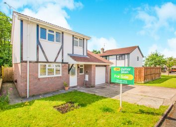 Thumbnail 3 bed detached house for sale in Norwood, Thornhill, Cardiff