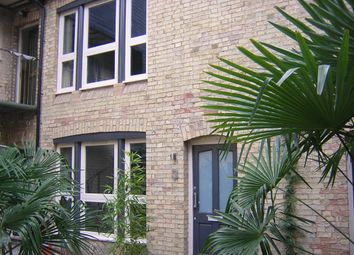Thumbnail 1 bedroom flat to rent in Abbots Yard, Upper King Street, Royston (F131L)
