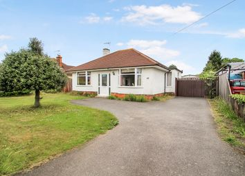 Thumbnail 3 bedroom detached bungalow for sale in Foxhall Road, Ipswich