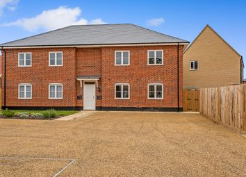 Thumbnail 1 bedroom flat for sale in Broadbeach Gardens, Stalham, Norwich