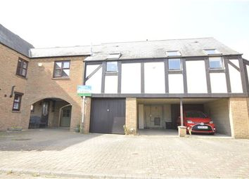 Thumbnail 1 bed end terrace house for sale in Furlong Lane, Bishops Cleeve, Cheltenham, Gloucestershire