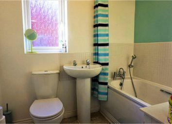 Thumbnail 3 bed semi-detached house for sale in Hexagon Close, Manchester